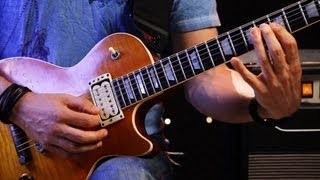 How to Do 2 Octave Sweep Picking | Heavy Metal Guitar