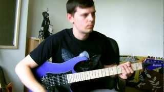 Heavy Metal Guitar Shred Solo