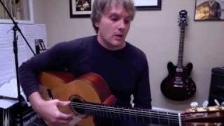 "How to Play ""Romanza"" - Classical Guitar Lesson - Parts 1 & 2"