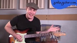 How To Use And Practice Your Blues Licks Effectively - Guitar Lesson Tutorial [BL-406]