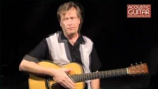 Fingerstyle Blues Variation Lesson from Acoustic Guitar