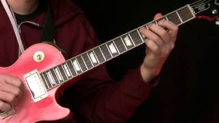 Guitar Lesson : Swampy Blues ( Dirty Mississippi Style )