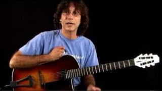 Jazz Guitar Lessons - Inversion Excursion - C Major Chord Inversions 1