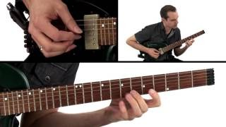Creative Arpeggio Design - Jazz Blues Etude Performance - Tim Miller
