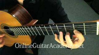Ave Maria - Franz Schubert (Transcribed for Classical Guitar)
