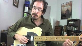 50 Jazz Blues Licks - #20 George Benson - Guitar Lesson - David Hamburger