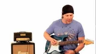 Josh Smith Jazz Blues Guitar Lick - Part 1 of 2 - Guitar Lesson - Guitar Breakdown . com