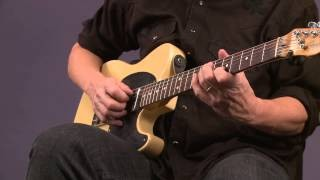 Blues Guitar Lessons with Keith Wyatt: Hybrid Picking