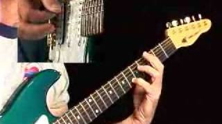Blues Guitar Lessons - Blue Grooves - Mark Wilson - Boogie Woogie 2