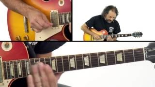 Blues Slide Guitar Lesson - #14 Scales in Open E - Slide Guitar Power - Andy Aledort