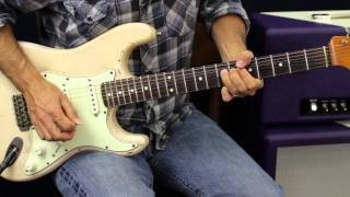 Free Blues Soloing Tips And Jam Tracks - Guitar Lessons