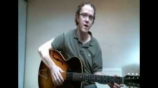 How to Play Acoustic Blues Guitar Part 1 - Playing Lead and Rhythm Together