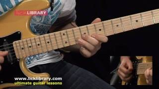 Essential Guitar Lessons - Contemporary Lines by George Marios