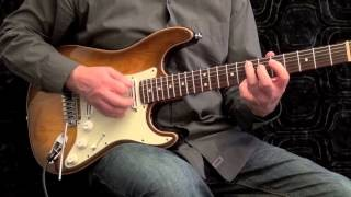 Small Town Blues #1 - Easy Blues Guitar Solo