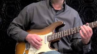 Easy Blues #1 - Blues Solo for Beginners