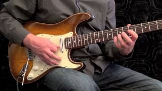 Bluesmans Corner #2 - Easy Blues Guitar Solo for Beginners