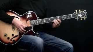 Bebop Jazz Blues + Tabs - Achim Kohl - Jazz Guitar