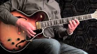 5 Jazz Guitar Licks - John Coltrane Style - with tabs