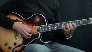 5 Jazz Guitar Licks - Miles Davis Cool Jazz Style with Tabs