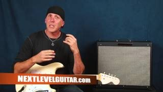 Easy lead guitar lessons melodic Soloing Secrets rock blues learn how to construct improv jam pt1