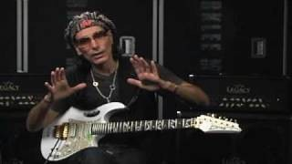 "Steve Vai Guitar Lesson: Learn How to Play ""Building the Church"""