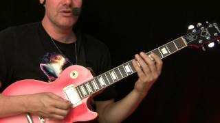 Guitar Lesson - Neo Classical Rock
