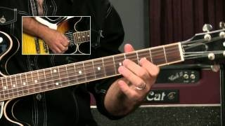 "Blues Guitar Lesson: Adding ""Tweedlies"" To The Blues Scale On Guitar"