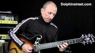 How to play lead blues guitar