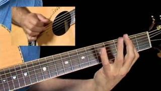 50 Acoustic Blues Licks - #8 In The Swamp - Guitar Lessons
