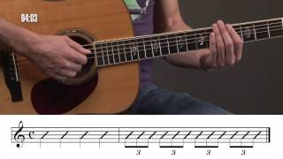 Beginner Guitar Strumming Drills