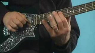 Guitar Lesson: Standard Tuning Slide Lick