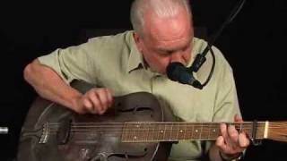 Country Blues Guitar Lessons - Dirt Road Blues - Paul Rishell - Down the Dirt 1