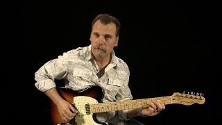 Country Rhythm Guitar Lesson - How To Play A Ballad