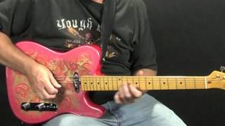 How to Play Meet In The Middle by Diamond Rio Country Guitar Lesson