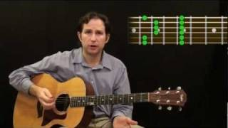 Part 10.3 - Beginner Guitar Course: The Blues Scale