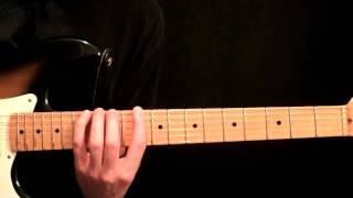 Easy To Learn Melodic Minor Scales Guitar Lesson For Jazz - Rock - Fusion - 3 Notes Per String
