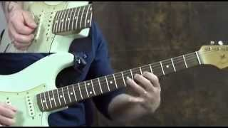 Play a T-Bone Walker Blues Guitar Lick