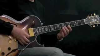 I Got Rhythm (fast tempo) - Achim Kohl - Bebop Jazz Guitar Improvisation