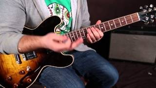 Blues Soloing Secrets - Unlocking The Pentatonic Scale - Guitar Lesson - Transitions