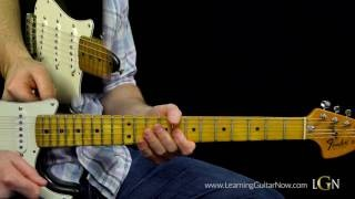 Mixing Major and Minor Scales Like Eric Clapton