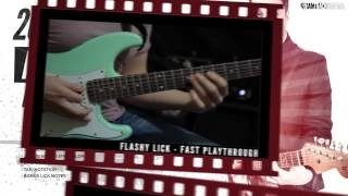 Jake Willson's 20 Funk Fusion Licks! | JamTrackCentral.com
