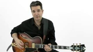 50 Smooth Jazz Licks - #11 - Guitar Lesson - Gil Parris