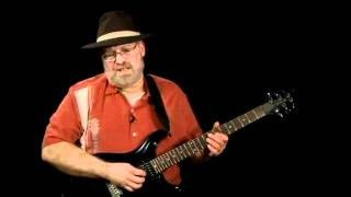 Sweep Picking Jazz Licks Guitar Lesson @ GuitarInstructor.com (preview)