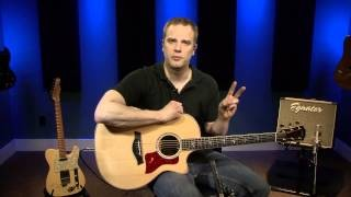 How To - Common Bluegrass Chord Progressions with Nate Savage Video