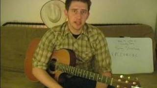 How to Write a Country Song : Chord Structure of the Bridge: Country Song