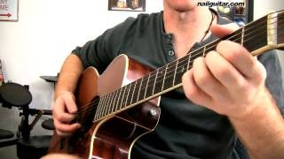 Must Learn Picking Pattern Guitar Lesson - Super important Easy Chord / Arpeggio Plucking ...