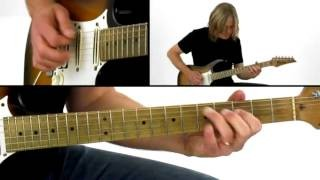 Blues Guitar Lesson - #5 Expressive Ideas - Andy Timmons