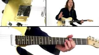 Robben Ford Guitar Lesson - #5 - Blues Motif Revolution