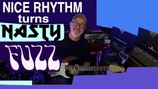 Nice Rhythm Turns Nasty Fuzz | Syncopation | Tim Pierce | Guitar Lesson | Learn To Play