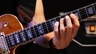 How to Play the Minor Pentatonic Scale | Heavy Metal Guitar